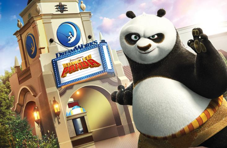 DreamWorks Theatre Kung Fu Panda Sweepstakes – Chance To Win A Trip To Universal Studios Hollywood