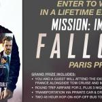 Mission Impossible Fallout Contest – Stand Chance To Win A Trip To Paris, France