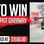 Discount Ramps Motorcycle Shop Kit Giveaway – Chance To Win $500 Amazon Gift Card
