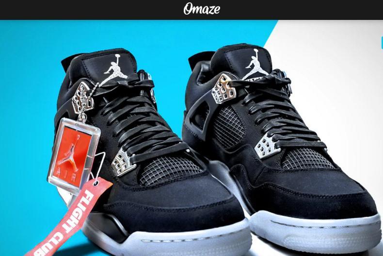 Omaze Carhartt x Eminem Air Jordan 4 Retros Sweepstakes – Win Amazing Prize