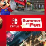 Nintendo Switch Summer Of Fun Sweepstakes– Stand Chance To Win Round-Trip Travel