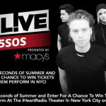 Listen To 5 Seconds of Summer And Enter Sweepstakes – Stand Chance To Win Two Tickets