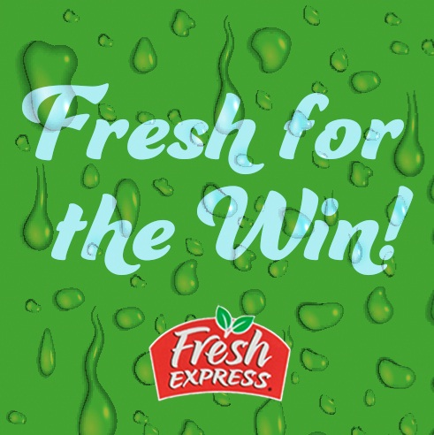 Fresh Express Exclusive Email Giveaway