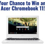 Megatronics Giveaway - Enter To Win Acer Chromebook 11