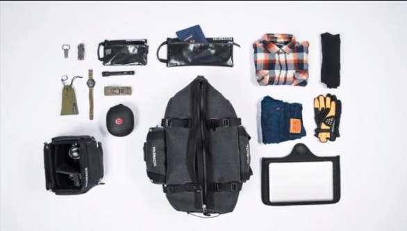 Popular Science Velomacchi Sweepstakes - Enter To Win Hybrid Travel Duffle, Backpack