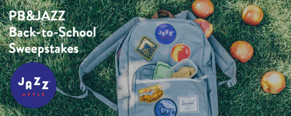 Jazz Apples Back-To-School Sweepstakes - Enter To Win $500 For School Supplies