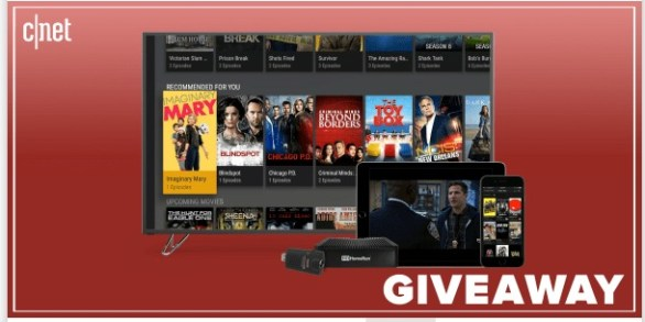 CNET Giveaway - Chance To Win A lifetime Service Of Live TV