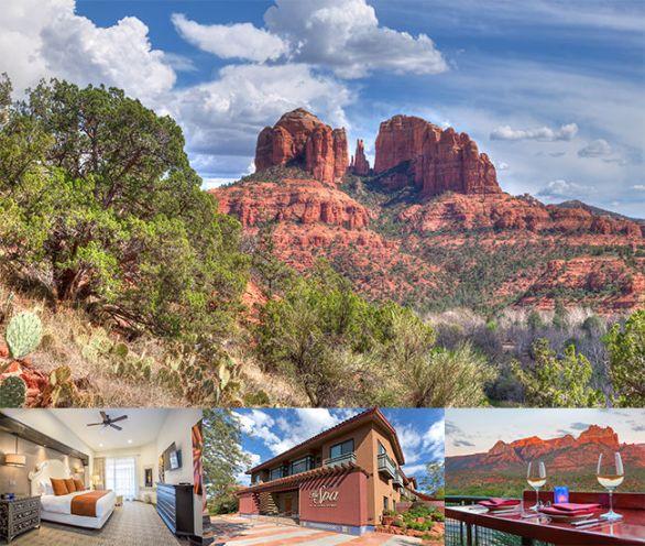 Where Traveler Sweepstakes - Win a Trip to Sedona, Arizona