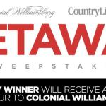 Colonial Williamsburg Getaway Sweepstakes – Win A Getaway To Colonial Williamsburg