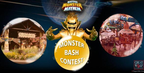 FAMILY'S Monster Bash Contest – Win Grand Prize Package