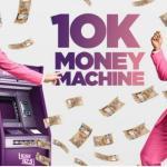 KiSS 92.5 10K Free Money Machine Contest – Win Monetary Prizes