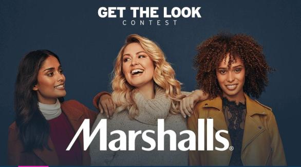 Marshalls Get The Look Contest – Win $1,000 Shopping Spree