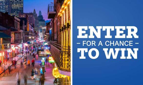 Southwest The Magazine Vacation in New Orleans Sweepstakes - Chance To Win A Two-Night Stay At Le Méridien New Orleans