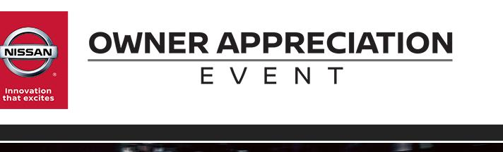 Nissan Owner Appreciation Event Sweepstakes – Win Upto $30,000 Prize