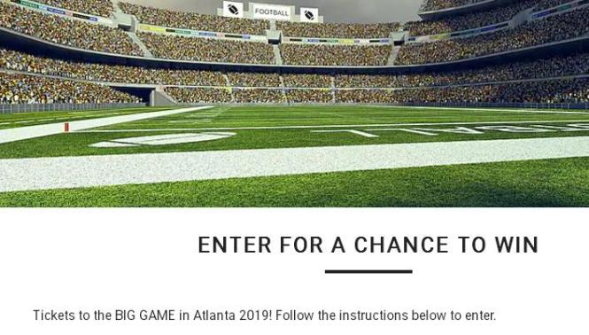 Pennzoil AutoZone Big Game Sweepstakes – Win A Trip