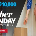 Shape Magazine Cyber Monday Sweepstakes – Win A $10,000 Check