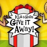 TODAY's KLG & Hoda Give It Away Sweepstakes – Win A Special Prize