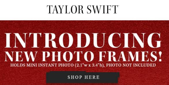 Taylor Swift Instax Photo Sweepstakes – Win Instax Photo