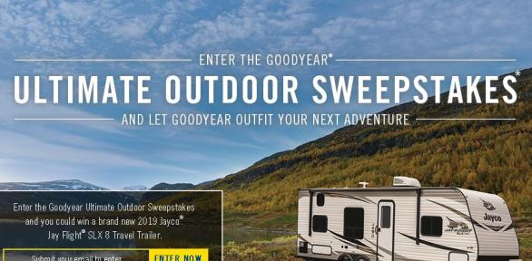 The Goodyear Ultimate Outdoor Sweepstakes – Win Grand Prize