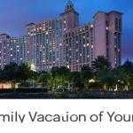 The Visit Orlando Family Vacation Sweepstakes – Win A Trip To Orlando, Florida