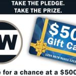 WTVR Frankie Challenge Sweepstakes – Win $500 Visa Gift Card