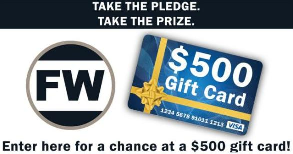 WTVR Frankie Challenge Sweepstakes – Win $500 Visa Gift Card