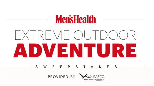 Men's Health Magazine Sweepstakes - Chance To Win A Extreme Outdoor Adventure