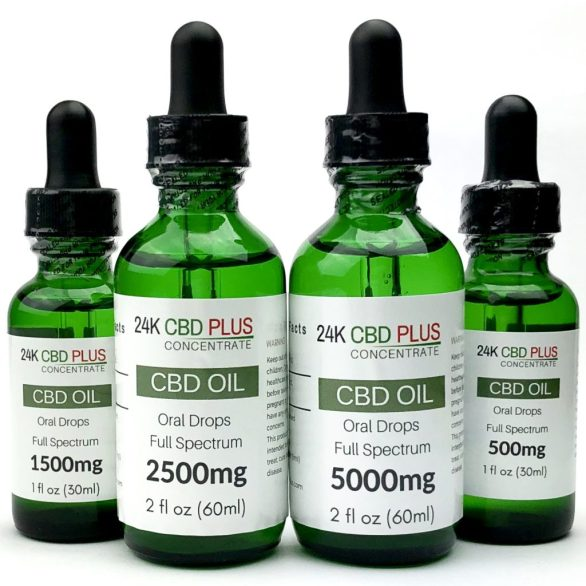 CBD Oil Giveaway - Chance To Win $1000