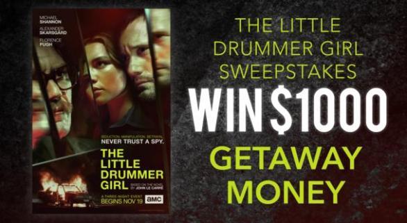 AMC The Little Drummer Girl Contest
