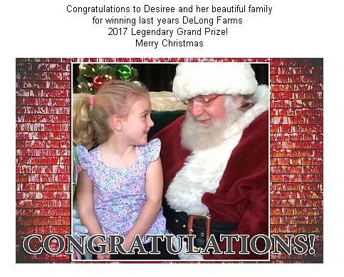 DeLong Farms Christmas Wreath Contest