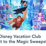 Disney Vacation Club Connect To The Magic Sweepstakes