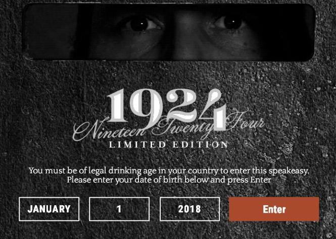 Gnarly 1924 Home Sweet Speakeasy Sweepstakes