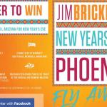 Jim Brickman New Year's Eve Flyaway Contest
