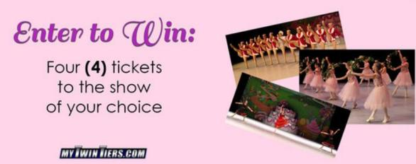 WETM 2018 Nutcracker In Motion Sweepstakes