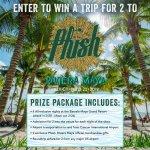 JamBase Phish Riviera Maya Sweepstakes - Chance To Win A Trip To Phish