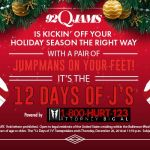 92q.com 12 Days Of J's Sweepstakes - Win A $1,000 DTLR Gift Card