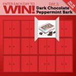 Current Catalog 12 Days of Current Christmas Giveaway - Chance To Win Willow Tree Ornament And Dark Chocolate Peppermint Bark