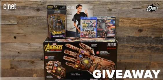 CNET & iDaily's Holiday of Heroes Sweepstakes