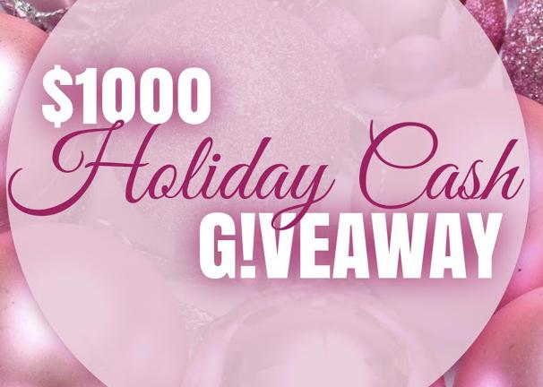Our Fab Fash Life $1000 Holiday Cash Giveaway – Win $1000 PayPal Cash Prize