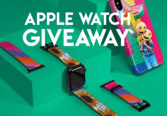 Skinit Apple Watch Series 4 Giveaway