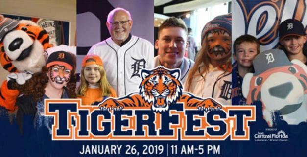 2019 TigerFest Ticket Giveaway