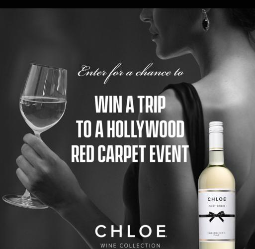 Chloe Wine Collection Red Carpet Sweepstakes