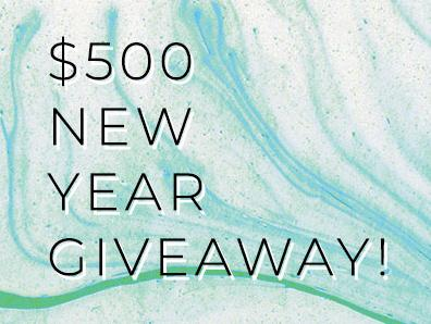 DrJays $500 New Years Giveaway – win $500 Store Credit
