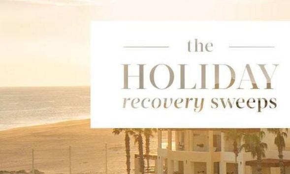 Lucky Brand Holiday Recovery Sweepstakes