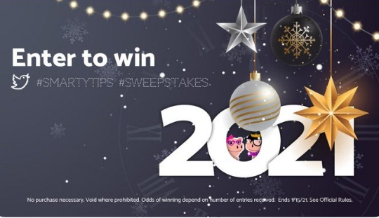 Sallie Mae Bank SmartyPig New Year Sweepstakes