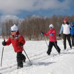 Scenic Caves Nordic Centre Contest - Enter To Win A Day Trail Family Pass