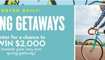 Midwest Living Holiday Escapes Sweepstakes – Win $2,000 Check