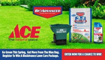 National Lawn Care Month Giveaway - Win Husqvarna Power