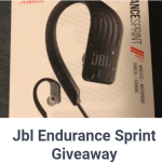 Kingsumo Giveaway - Chance To Win Jbl Endurance Sprint