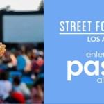 KOST 103.5 Los Angeles Street Food Cinema Summer Giveaway